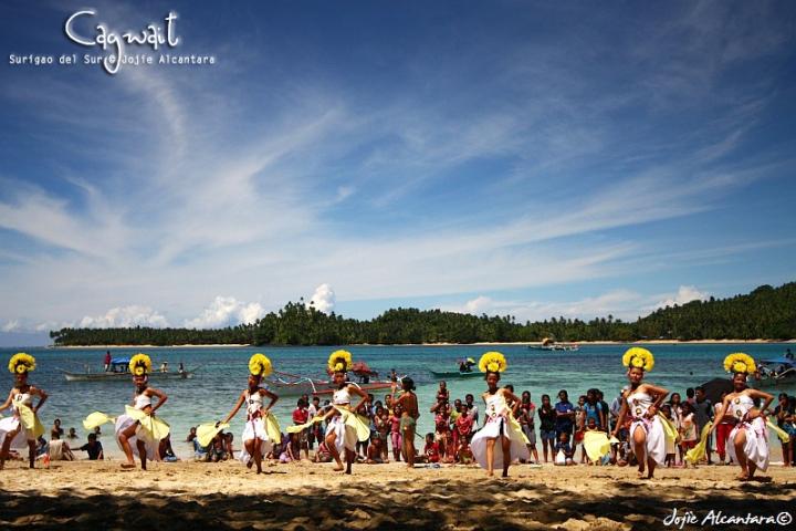Kaliguan Festival, Cagwait © Jojie Alcantara