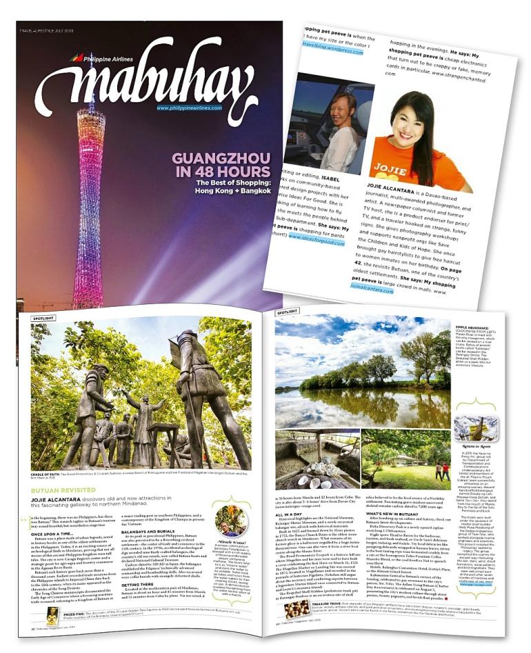 Mabuhay Mag July 2013 Butuan by Jojie Alcantara