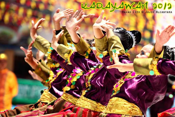 Kadayawan sa Dabaw Festival 2012  © Jojie Alcantara