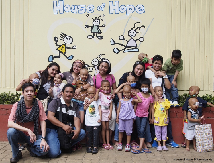 House of Hope of the Davao Children's Cancer Fund Inc.