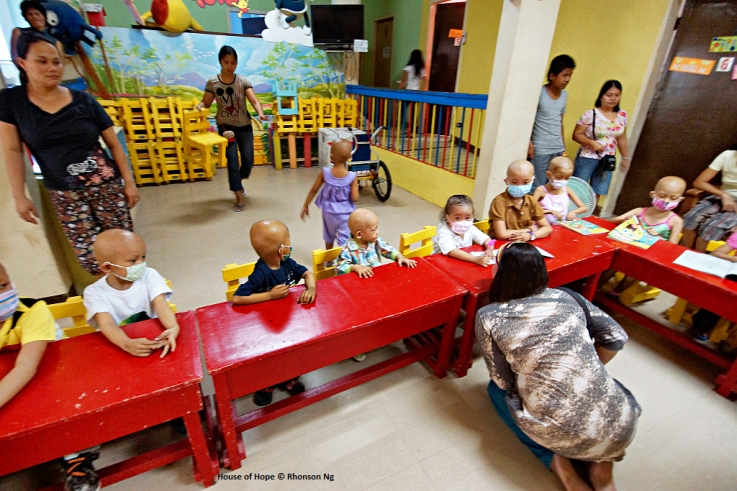 House of Hope of the Davao Children's Cancer Fund Inc  © Rhonson Ng