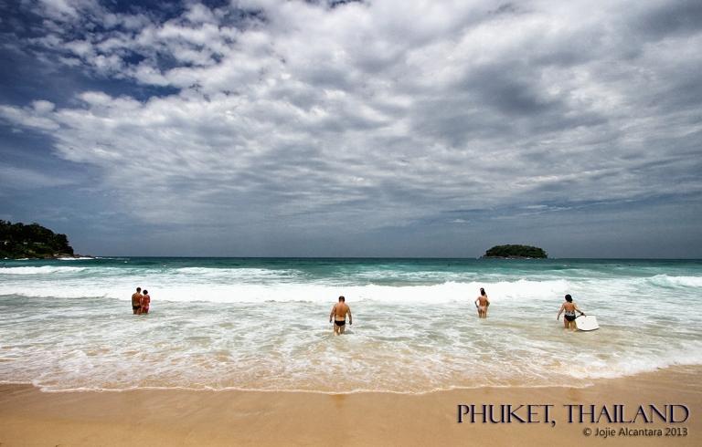 Kata Beach in Phuket, Thailand © Jojie Alcantara