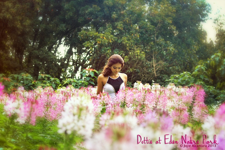 Flower Garden of Eden Nature Park  © Jojie Alcantara