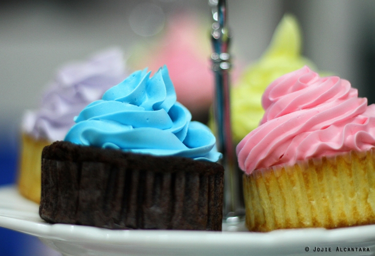 Sweet cupcakes  © Jojie Alcantara