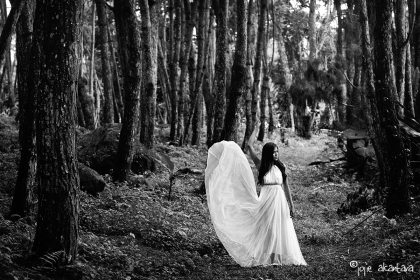 Lady in the Forest © Jojie Alcantara