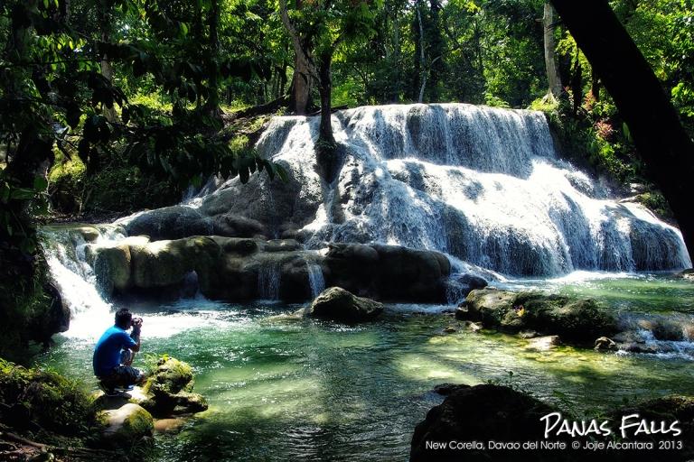 Panas Falls Inland Resort   © Jojie Alcantara