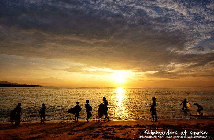 Dahican Beach, Mati  © Jojie Alcantara