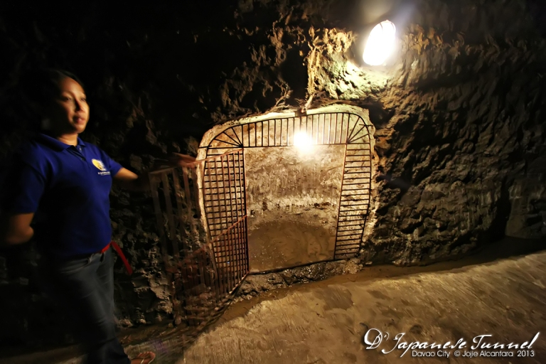 D' Japanese Tunnel prison cells  © Jojie Alcantara