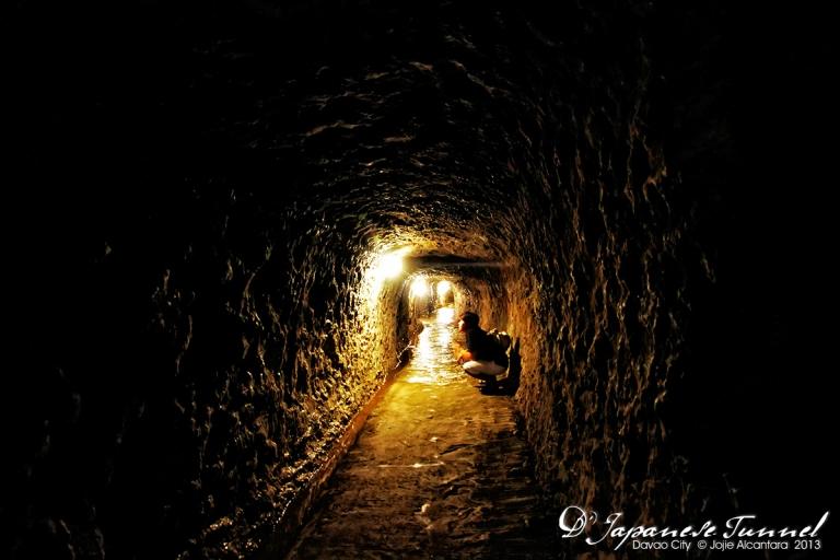 D' Japanese Tunnel in Davao © Jojie Alcantara