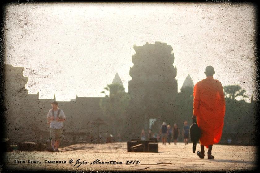 Angkor Wat, Siem Reap, Cambodia © Jojie Alcantara