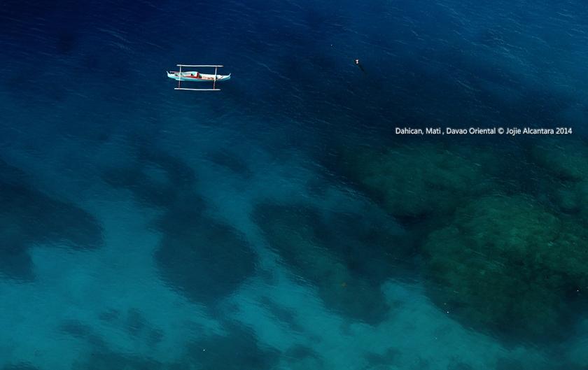 Over Dahican waters  © Jojie Alcantara 2014
