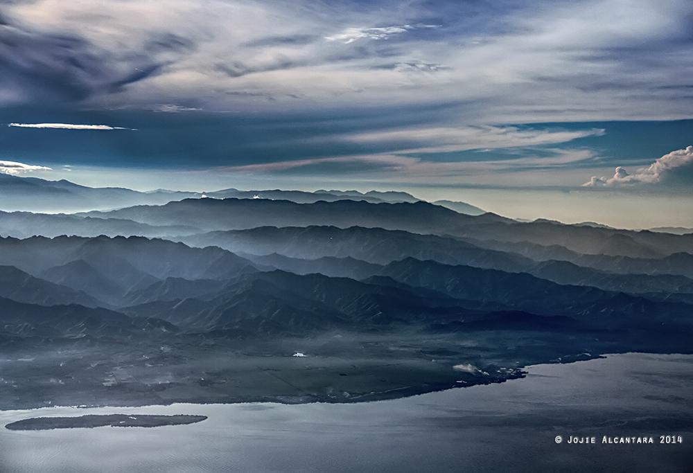 Mountain range © Jojie Alcantara 2014