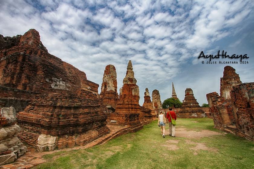 Wat Mahathat, Ayutthaya © Jojie Alcantara