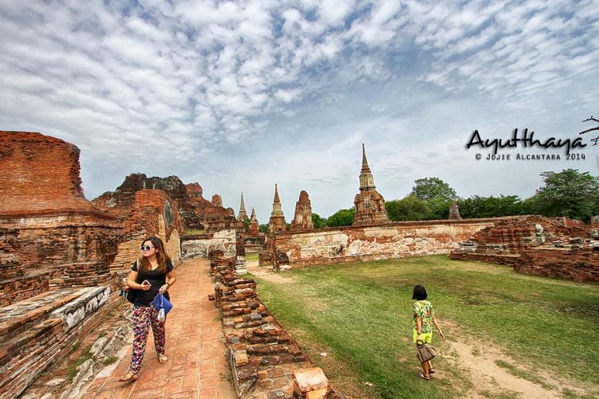 Wat Mahathat in Ayutthaya by Jojie Alcantara 2