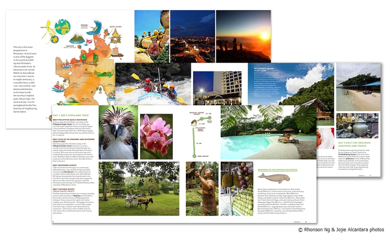Best of the Best Philippines - Davao Region pages