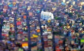 Aerial over Manila by Jojie Alcantara