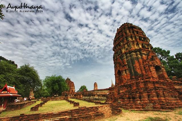 Ancient Kingdom of Ayutthaya, Thailand © Jojie Alcantara