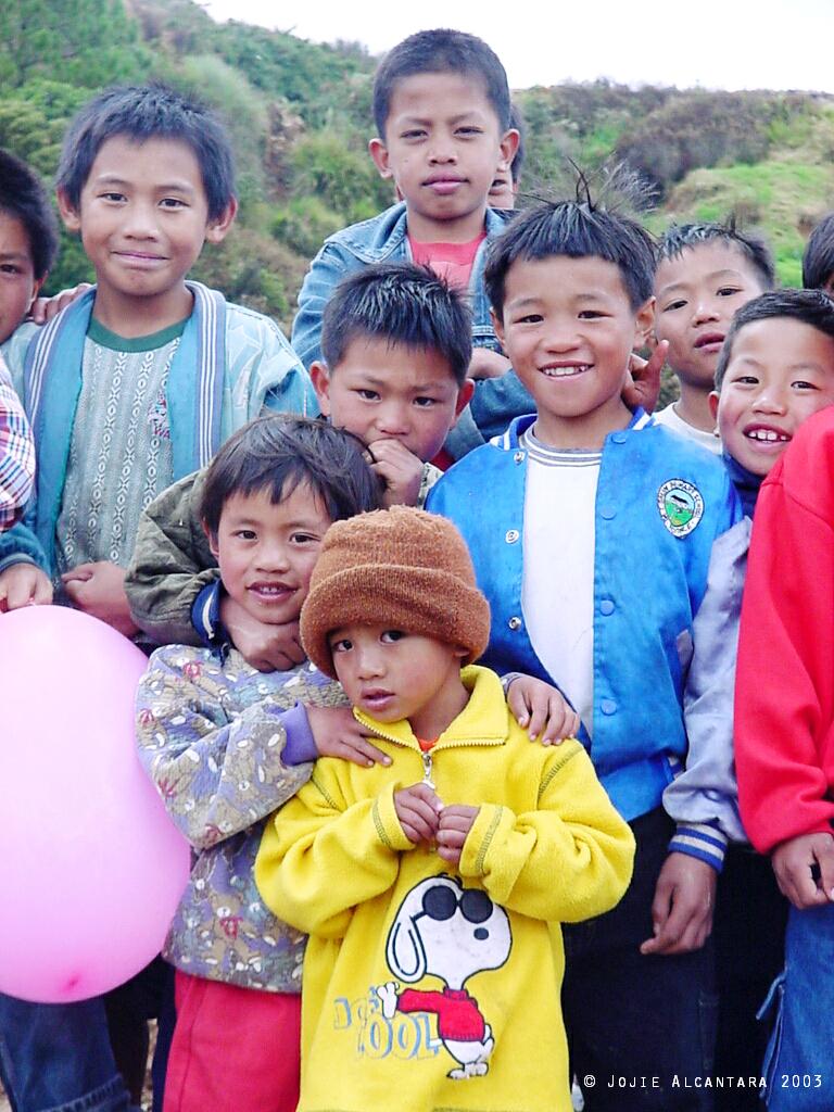Benguet kids