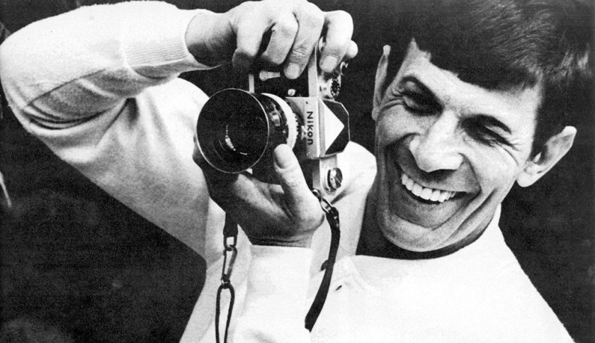 leonard-nimoy-photographer-quotes