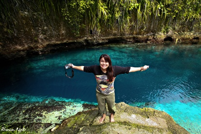 Hinatuan Enchanted River, 2007 © Jojie Alcantara