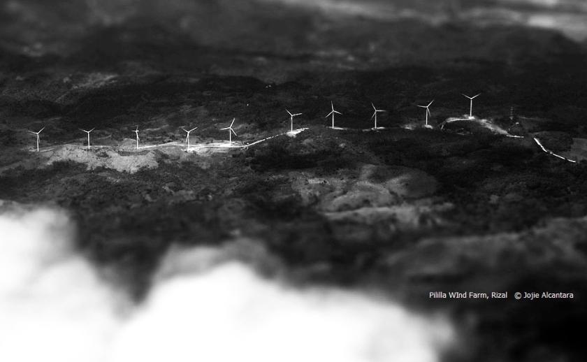 Pililla Wind Farm, Rizal © Jojie Alcantara 2016