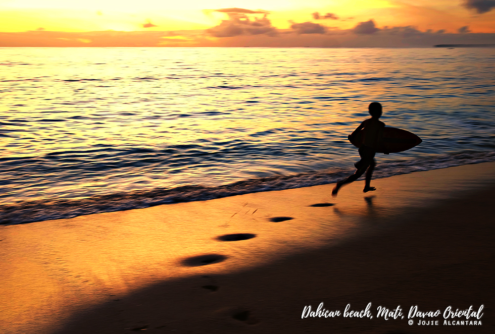 Skimboarder-at-sunrise-by-Jojie-Alcantara
