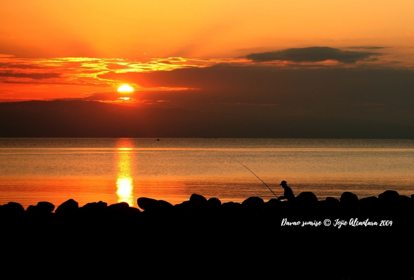 Sunrise, Davao City © Jojie Alcantara