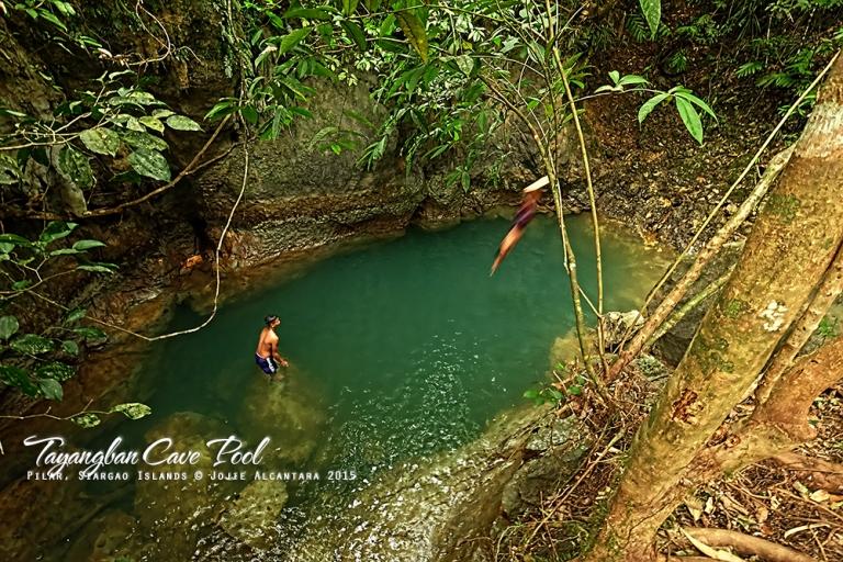 Tayangban Cave Pool, Siargao Islands © Jojie Alcantara