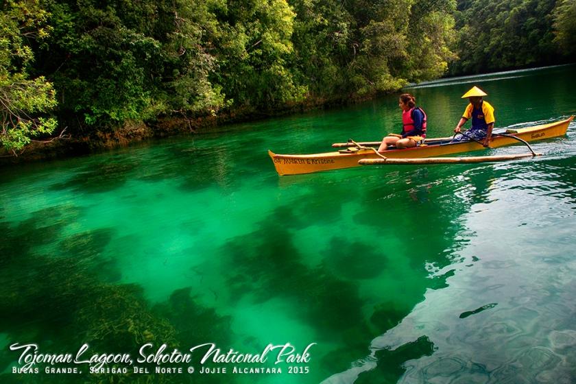 Tojoman Lagoon, Sohoton © Jojie Alcantara