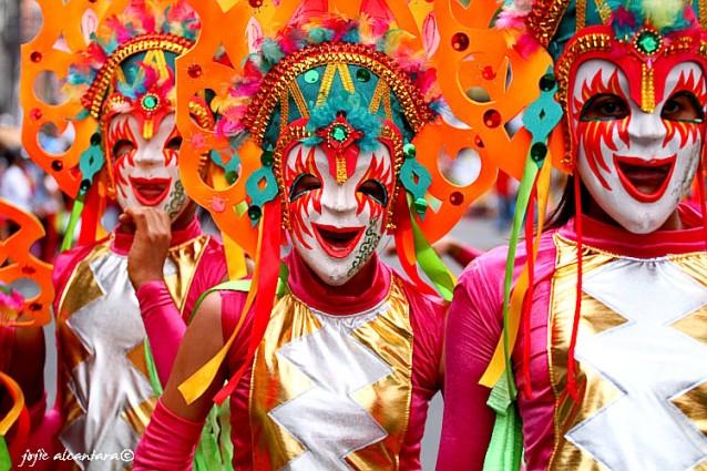 Masskara Festival, Bacolod © Jojie Alcantara