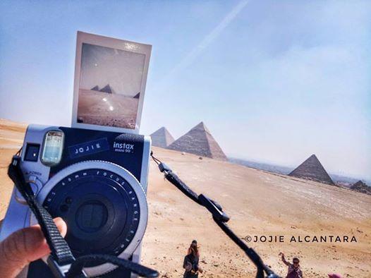 instax in Giza