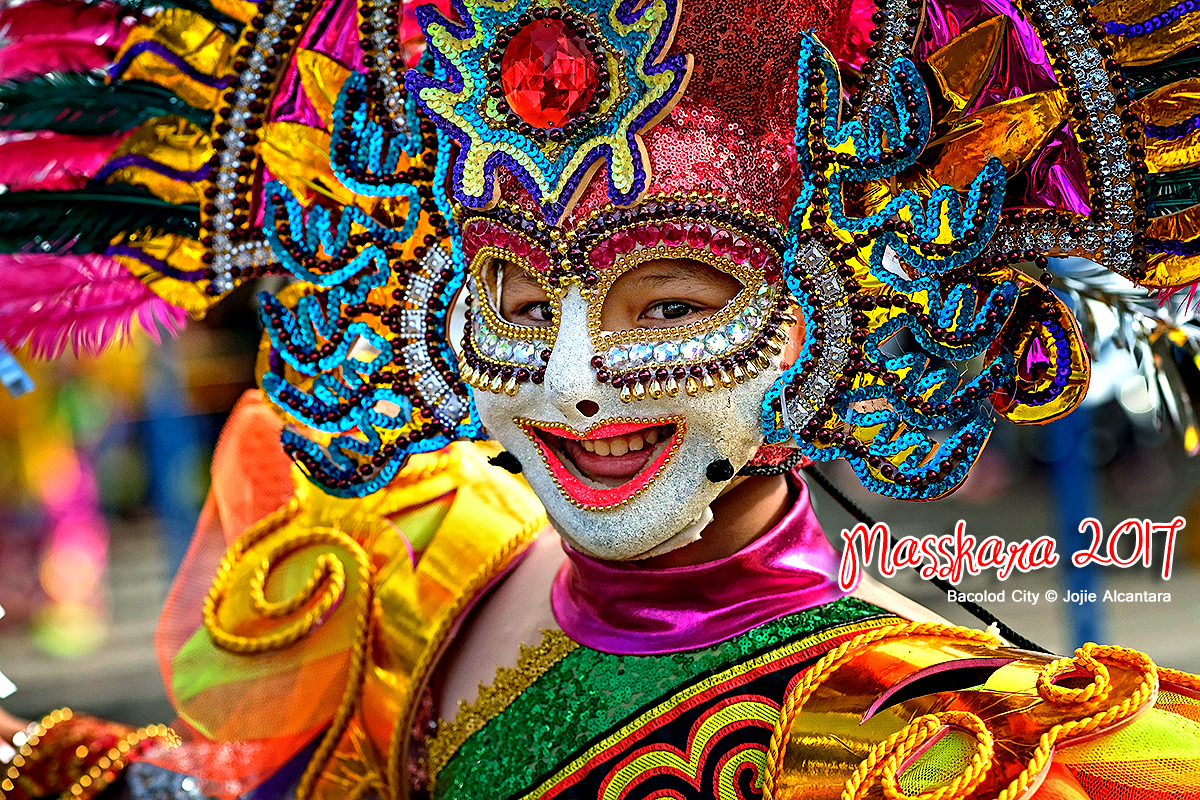 Colors of Masskara Festival 2017