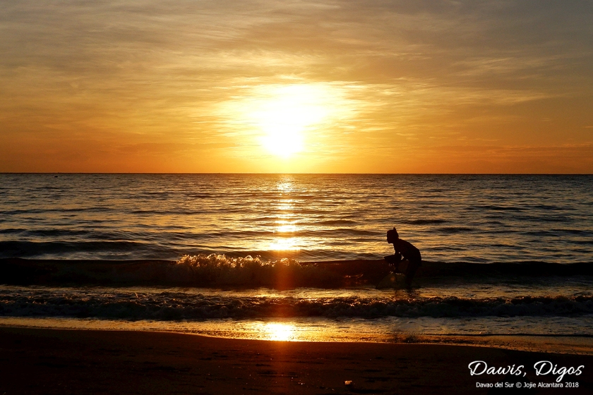 Dawis sunrise by Jojie Alcantara 2