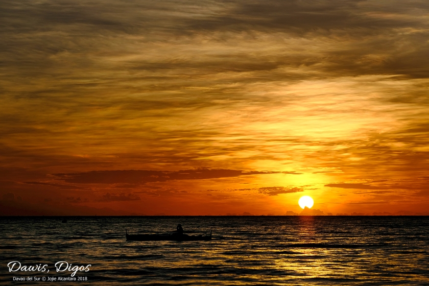 Dawis sunrise by Jojie Alcantara 5