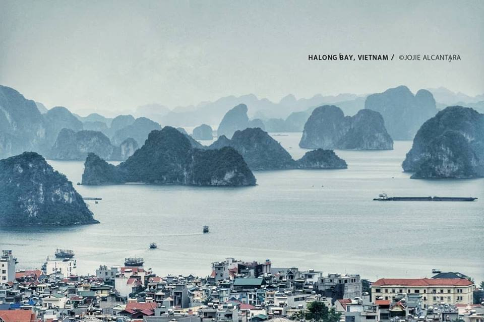 Halong Bay by Jojie Alcantara 2